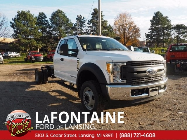 2017 F-550 Super Cab DRW 4x2,  Cab Chassis #17F1030 - photo 1