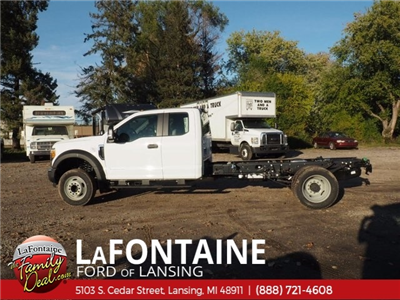 2017 F-550 Super Cab DRW 4x2,  Cab Chassis #17F1030 - photo 24