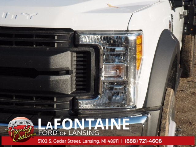 2017 F-550 Crew Cab DRW 4x4, Platform Body #17F1047 - photo 21