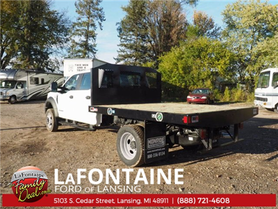 2017 F-550 Crew Cab DRW 4x4, Platform Body #17F1047 - photo 2