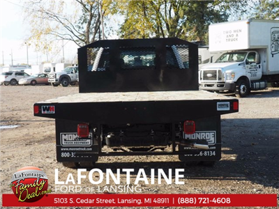 2017 F-550 Crew Cab DRW 4x4, Platform Body #17F1047 - photo 10