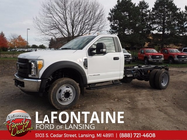 2017 F-450 Regular Cab DRW 4x2,  Cab Chassis #17F1048 - photo 1