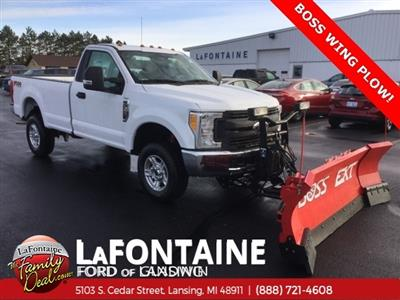 2017 F-350 Regular Cab 4x4,  Pickup #17F1083 - photo 3