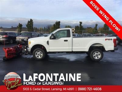 2017 F-350 Regular Cab 4x4,  Pickup #17F1083 - photo 5