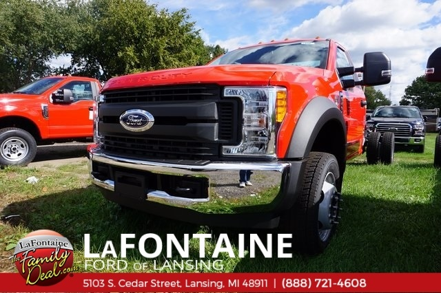 2017 F-550 Regular Cab DRW 4x2,  Cab Chassis #17F170 - photo 6