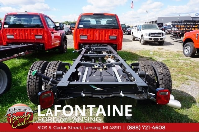 2017 F-550 Regular Cab DRW, Cab Chassis #17F170 - photo 11