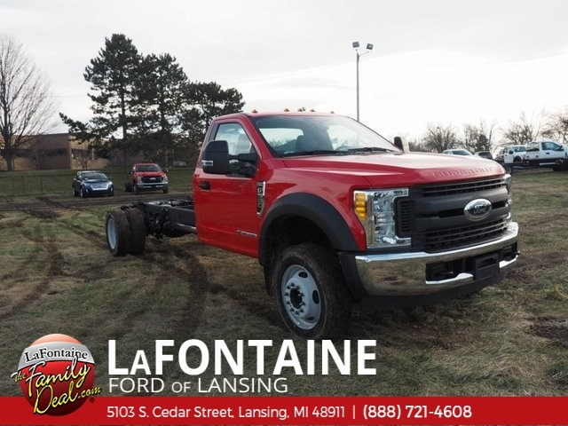 2017 F-550 Regular Cab DRW, Cab Chassis #17F170 - photo 25