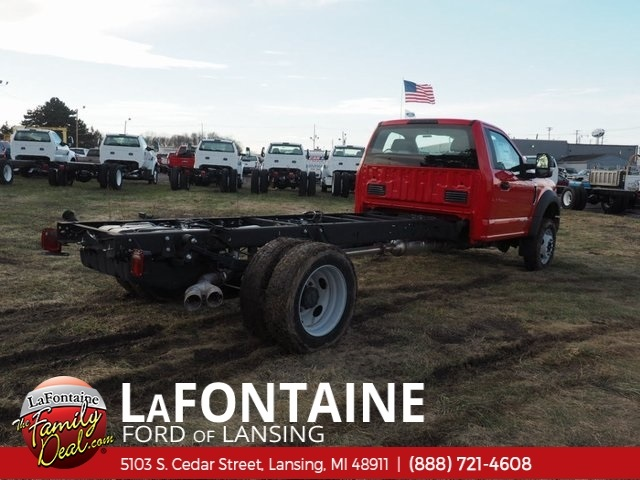 2017 F-550 Regular Cab DRW 4x2,  Cab Chassis #17F170 - photo 14