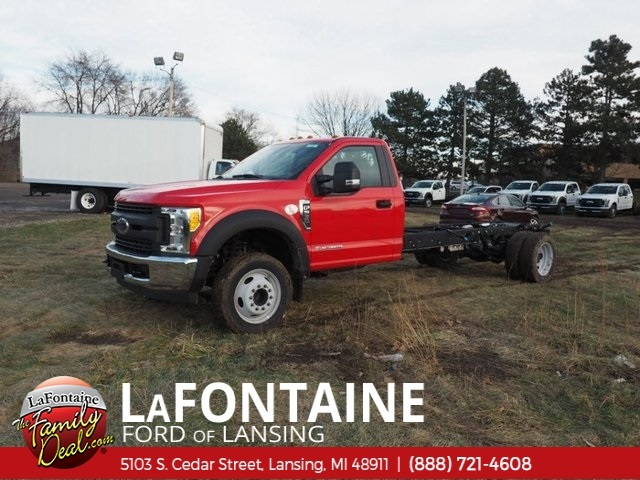 2017 F-550 Regular Cab DRW 4x2,  Cab Chassis #17F170 - photo 18