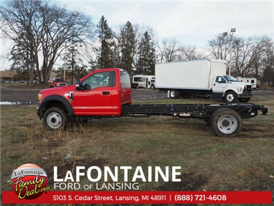 2017 F-550 Regular Cab DRW, Cab Chassis #17F170 - photo 28