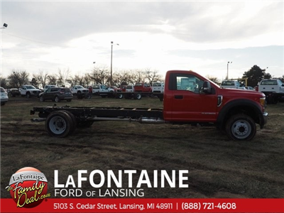 2017 F-550 Regular Cab DRW 4x2,  Cab Chassis #17F170 - photo 13