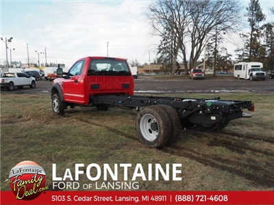 2017 F-550 Regular Cab DRW 4x2,  Cab Chassis #17F170 - photo 16