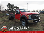 2017 F-550 Regular Cab DRW 4x2,  Cab Chassis #17F170 - photo 25