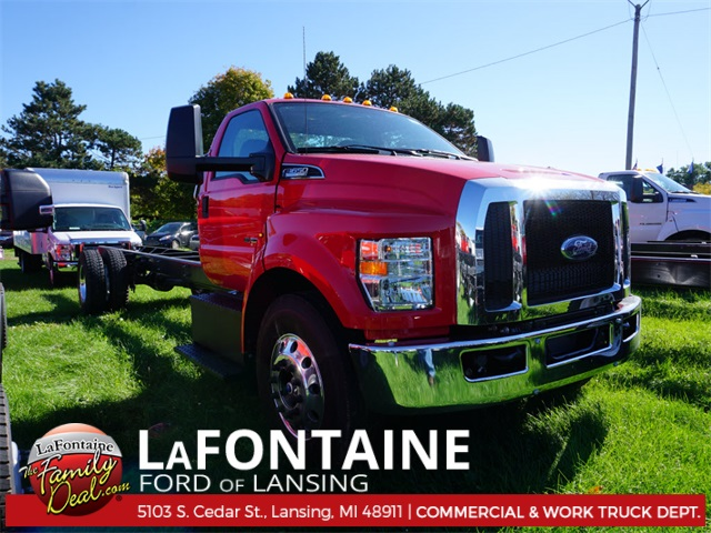 2017 F-650 Regular Cab Cab Chassis #17F222 - photo 1