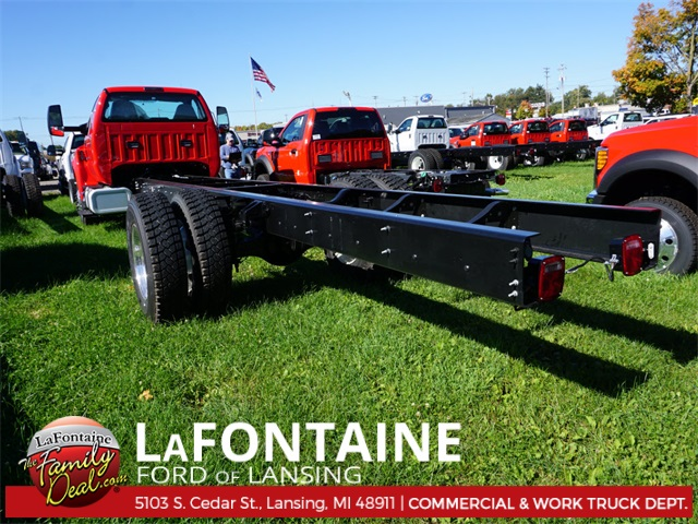 2017 F-650 Regular Cab Cab Chassis #17F222 - photo 2