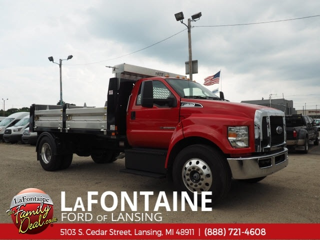 2017 F-650 Regular Cab,  Cab Chassis #17F222 - photo 1