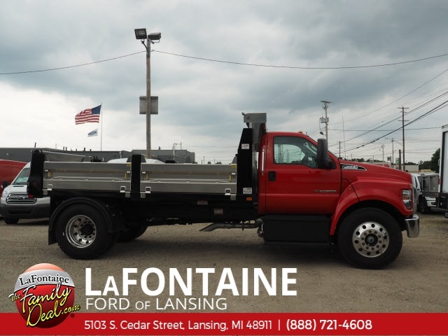 2017 F-650 Regular Cab,  Dump Body #17F222 - photo 4