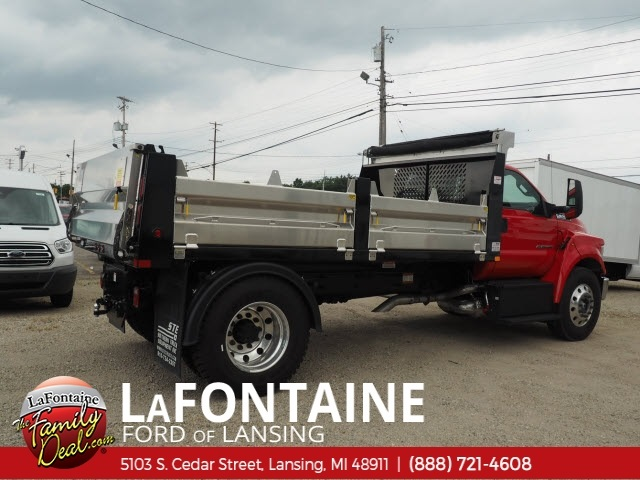 2017 F-650 Regular Cab,  Dump Body #17F222 - photo 5