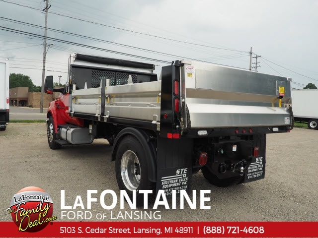2017 F-650 Regular Cab,  Dump Body #17F222 - photo 2
