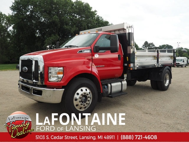 2017 F-650 Regular Cab,  Dump Body #17F222 - photo 1