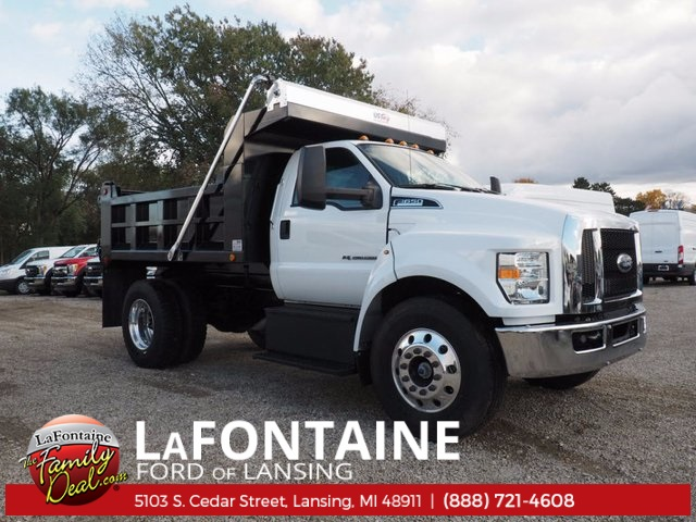 2017 F-650 Regular Cab Dump Body #17F223 - photo 3