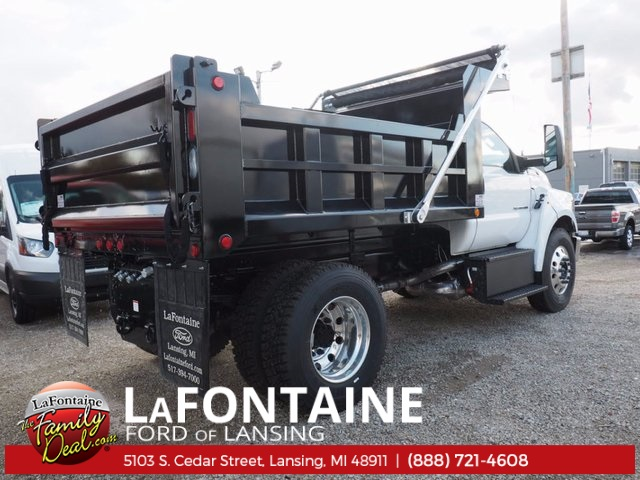 2017 F-650 Regular Cab Dump Body #17F223 - photo 2