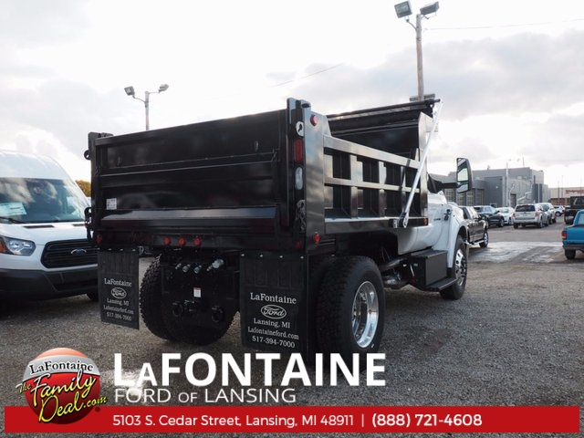 2017 F-650 Regular Cab Dump Body #17F223 - photo 4
