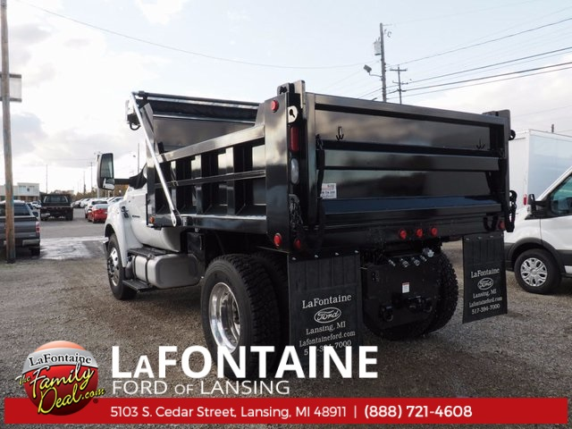 2017 F-650 Regular Cab Dump Body #17F223 - photo 7
