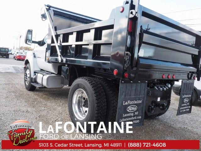 2017 F-650 Regular Cab Dump Body #17F223 - photo 8