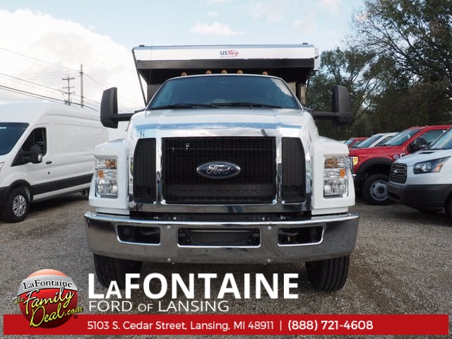 2017 F-650 Regular Cab Dump Body #17F223 - photo 11