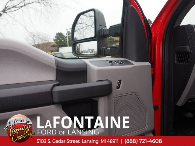 2017 F-550 Regular Cab DRW 4x4,  Cab Chassis #17F330 - photo 13