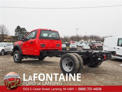 2017 F-550 Regular Cab DRW 4x4,  Cab Chassis #17F330 - photo 4
