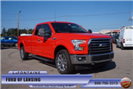 2017 F-150 Super Cab 4x4, Pickup #17F366 - photo 1