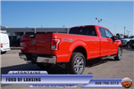 2017 F-150 Super Cab 4x4, Pickup #17F366 - photo 2
