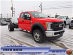 2017 F-550 Super Cab DRW 4x4 Cab Chassis #17F382 - photo 1