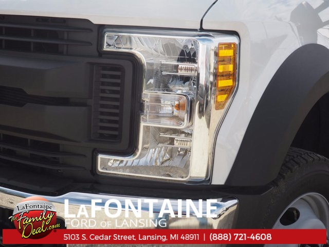 2017 F-550 Regular Cab DRW 4x4, Dump Body #17F398 - photo 11