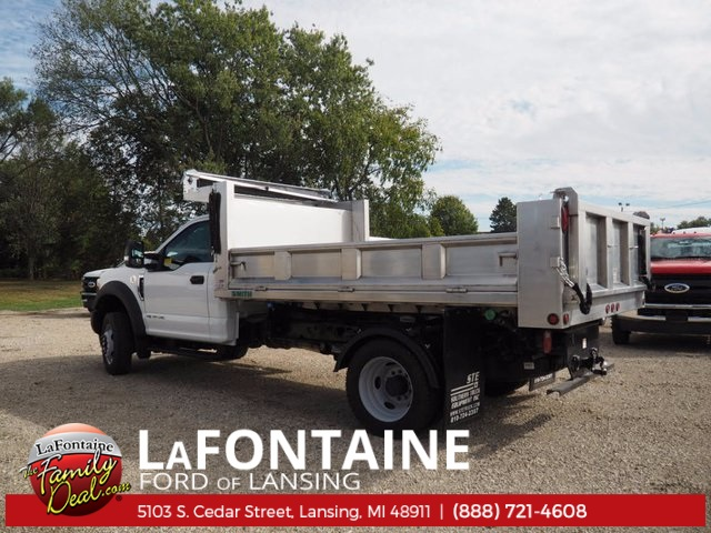 2017 F-550 Regular Cab DRW 4x4, Dump Body #17F398 - photo 8
