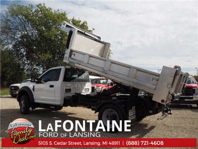 2017 F-550 Regular Cab DRW 4x4, Dump Body #17F398 - photo 15