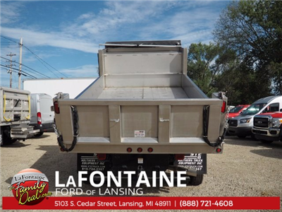 2017 F-550 Regular Cab DRW 4x4, Dump Body #17F398 - photo 16