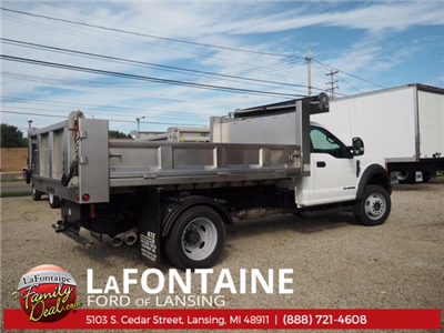2017 F-550 Regular Cab DRW 4x4, Dump Body #17F398 - photo 5