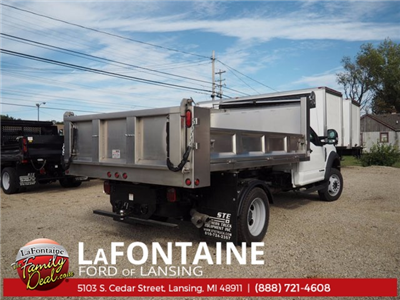 2017 F-550 Regular Cab DRW 4x4, Dump Body #17F398 - photo 2