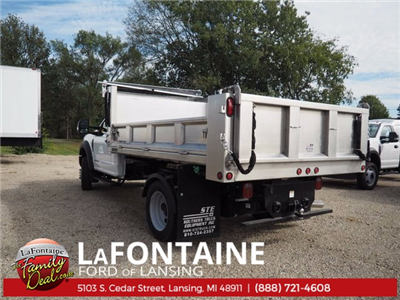 2017 F-550 Regular Cab DRW 4x4, Dump Body #17F398 - photo 7