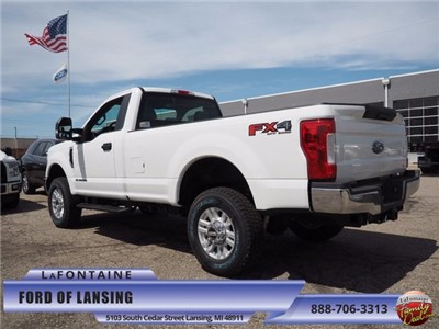 2017 F-350 Regular Cab 4x4 Pickup #17F446 - photo 2
