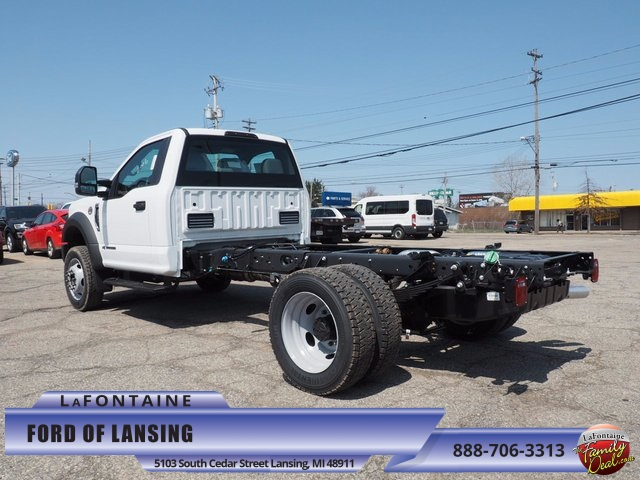 2017 F-550 Regular Cab DRW 4x4 Cab Chassis #17F504 - photo 2