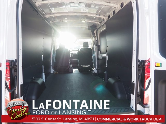 2017 Transit 250 Medium Roof Cargo Van #17F537 - photo 2