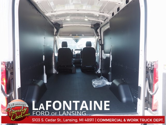 2017 Transit 250 Med Roof, Cargo Van #17F554 - photo 2