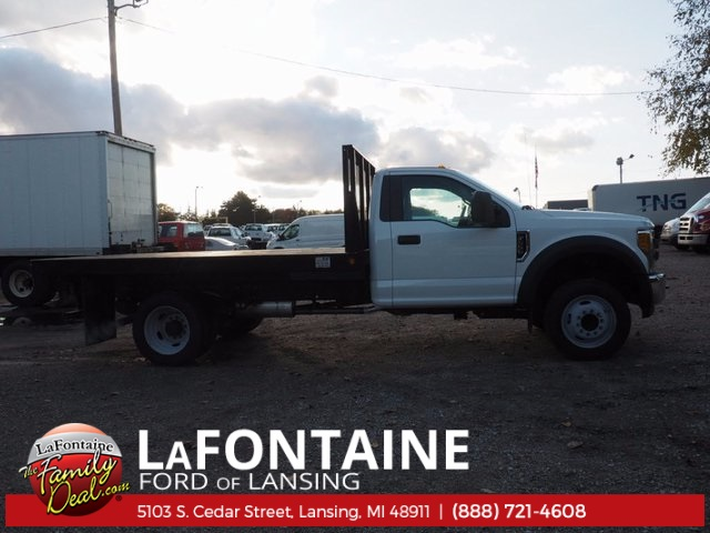 2017 F-550 Regular Cab DRW, Platform Body #17F589 - photo 3