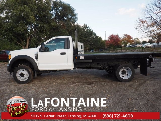 2017 F-550 Regular Cab DRW, Platform Body #17F589 - photo 7