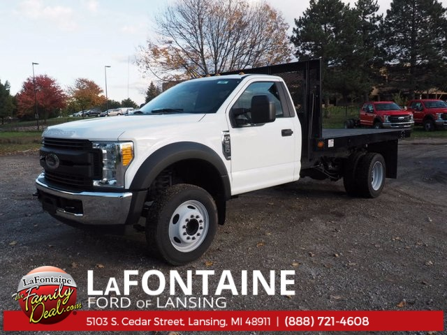 2017 F-550 Regular Cab DRW, Platform Body #17F589 - photo 8