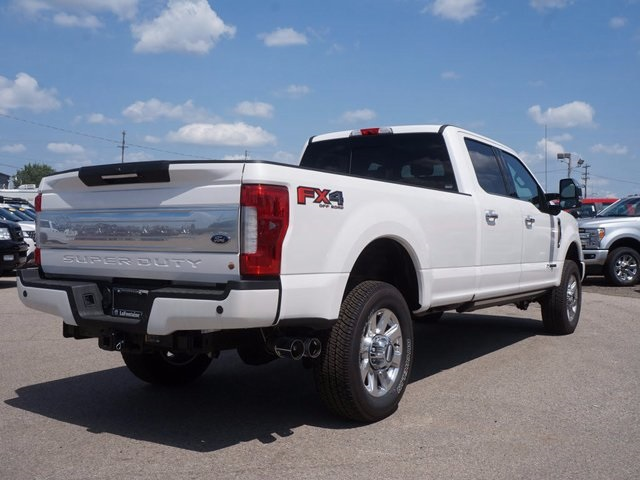 2017 F-350 Crew Cab 4x4 Pickup #17F590 - photo 7